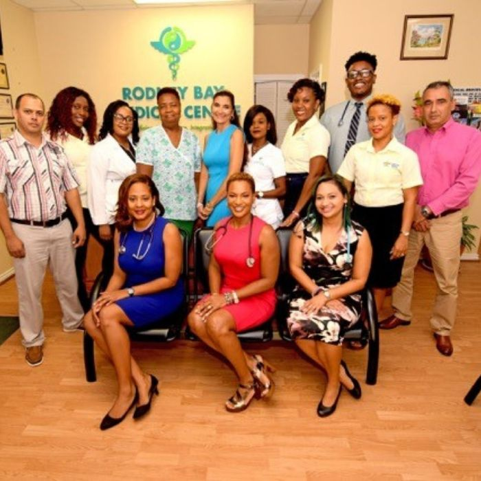 Doctors of St Lucia